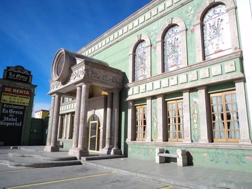 Hotel Imperial Saltillo