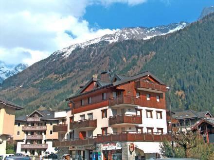 Apartment Espace Montagne VI Chamonix