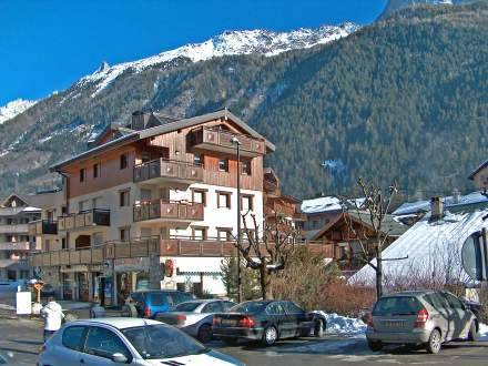 Apartment Espace Montagne V Chamonix