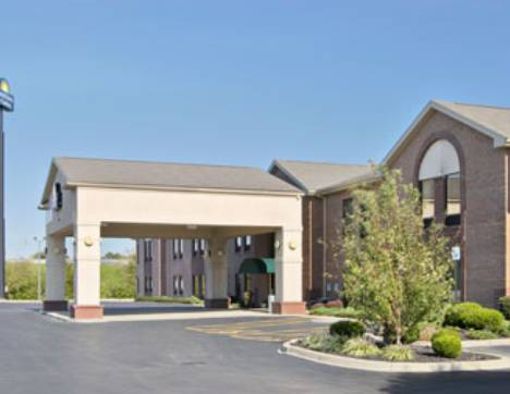 Days Inn & Suites Louisville Airport SW