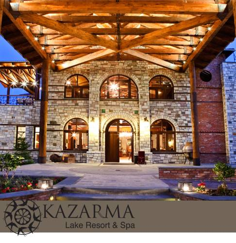 Kazarma Lake Resort & Spa