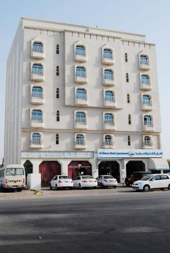 Al Shiraa Hotel Apartments