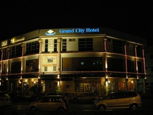 Grand City Hotel II
