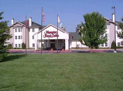 Hampton Inn & Suites Springdale
