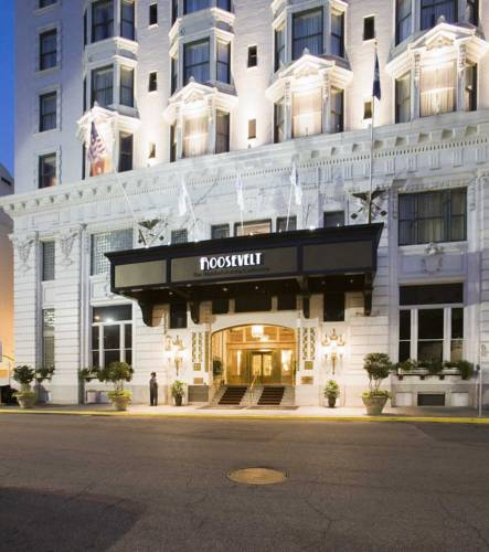 The Roosevelt Hotel New Orleans - Waldorf Astoria Hotels & Resorts