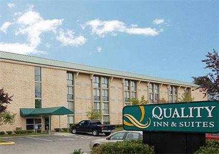 Quality Inn & Suites Everett/Seattle