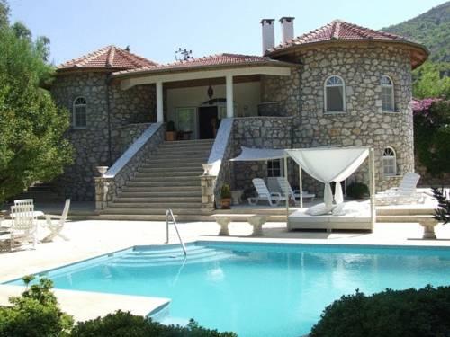 Akkaya Valley Villa's