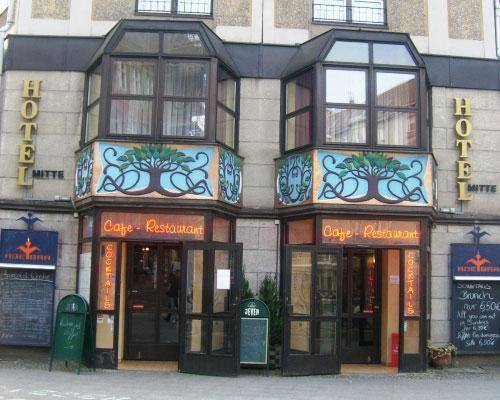 Hotel Mitte Berlin am Alexanderplatz