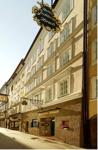 Hotel Goldener Hirsch - A Luxury Collection Hotel