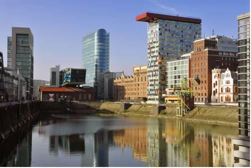 Innside Düsseldorf Hafen