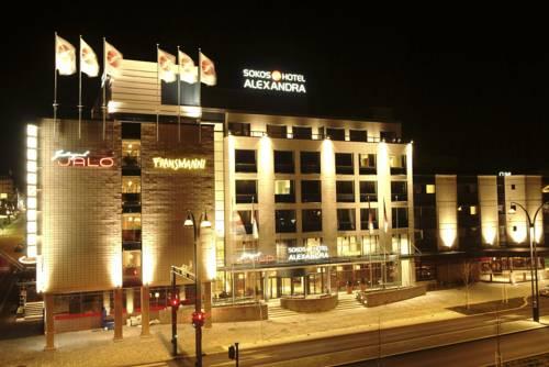 Sokos Hotel Alexandra