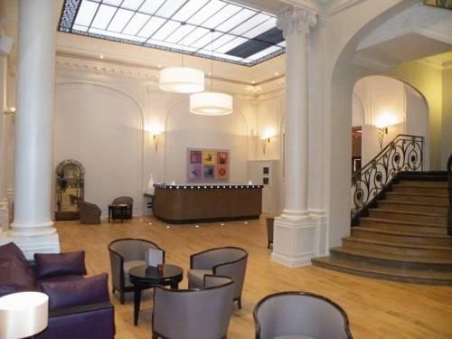 Mercure Lille Roubaix Grand Hôtel
