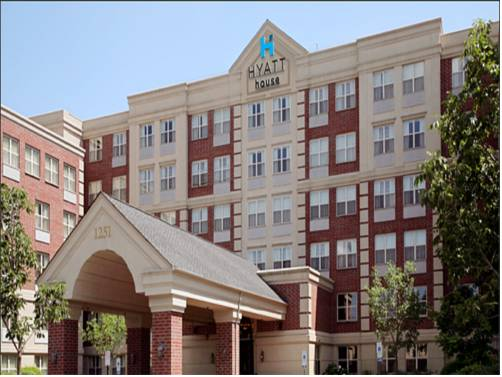 Hyatt House Chicago Schaumburg