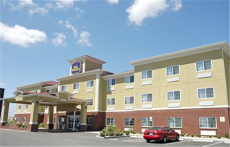 Best Western Plus Presidential Hotel & Suites - Pine Bluff