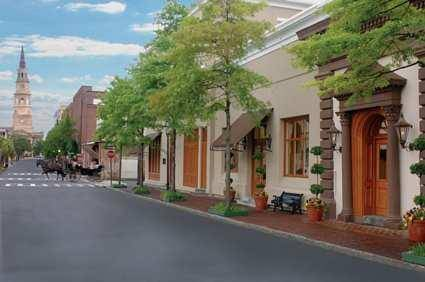 DoubleTree Suites by Hilton Hotel and Suites Charleston-Historic District