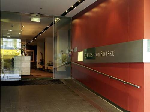 Quest on Bourke Serviced Apartments
