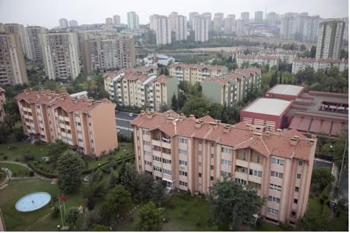 Fuar Ev Halkalı Apartments