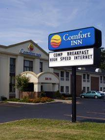 Comfort Inn Fort Meade-Savage Mill