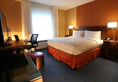 Fairfield Inn & Suites St. John's Newfoundland