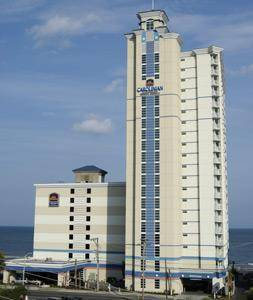 Best Western Plus Carolinian Oceanfront Inn and Suites