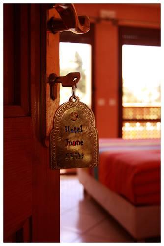 Hotel Jnane Sbile