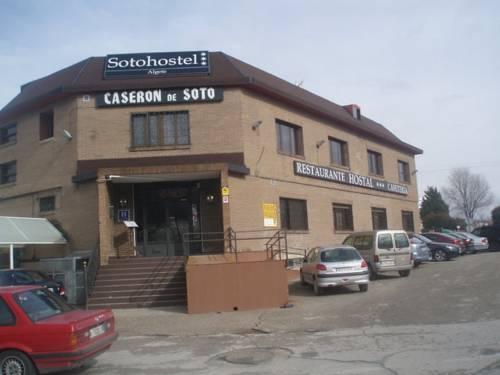 Soto Hostel Algete