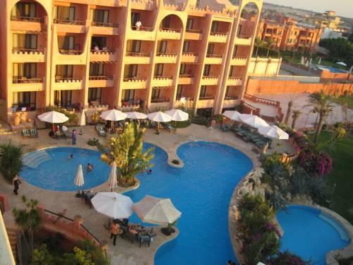 Africana Hotel King Mariout