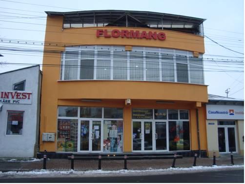 Pensiunea Flormang