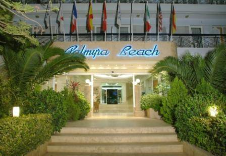 Palmyra Beach Hotel