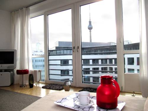 Suite Berlin am Hackeschen Markt