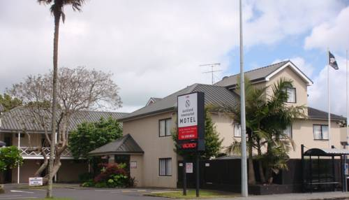 Auckland Newmarket Motel