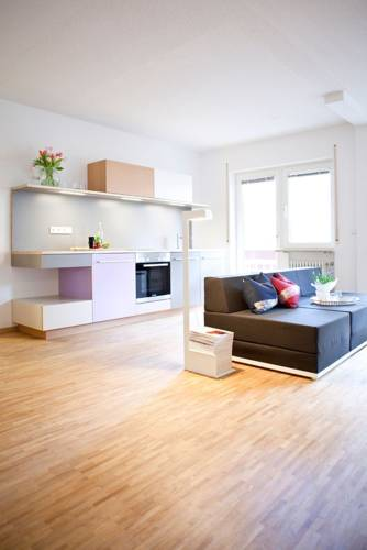 Deutsches Designer Apartment Urban