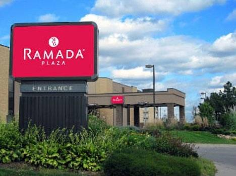Ramada Plaza Omaha Hotel