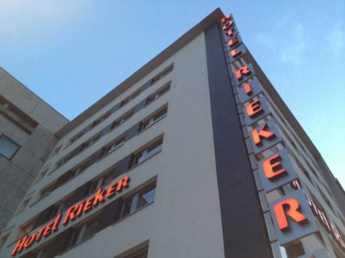 Hotel Rieker Novum Stuttgart Hauptbahnhof
