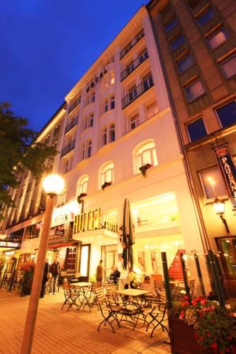 Hotel Kronprinz Novum